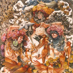 Baroness Gold And Grey Artwork