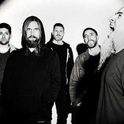 The Damned Things Bandfoto 2019