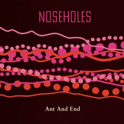 Noseholes Ant And End Albumcover 2019