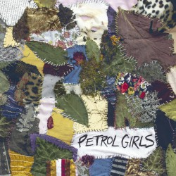 PETROL GIRLS - Cut Stitch Coverartwork