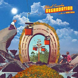 Remo Drive - Natural Everyday Degradation Coverartwork