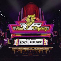 Royal Republic - Club Majesty Coverartwork