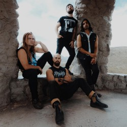 The Offering Bandfoto 2019