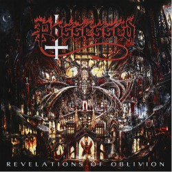 Possesse- Revelations Of Oblivion Artwork