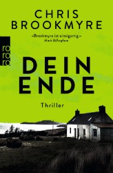 Dein Ende - Chris Brookmyre Cover