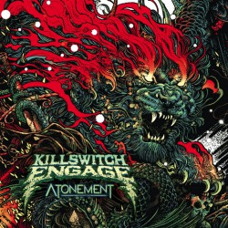 Killswitch Engage Atonement Artwork
