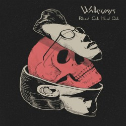 Walkways Bleed Out Heal Out Artwork 2019