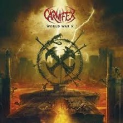 Carnifex World War X Coverartwork