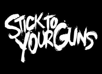 Stick To Your Guns Bandlogo