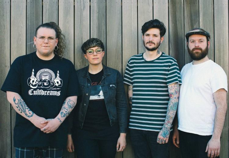 Nervus Band 2019_Foto von Jessie Morgan