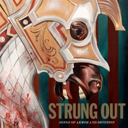 Strung Out - Songs Of Amor And Devotion Artwork
