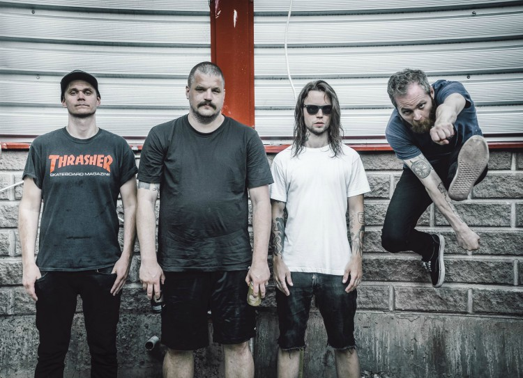 Tear Them Down Band 2019