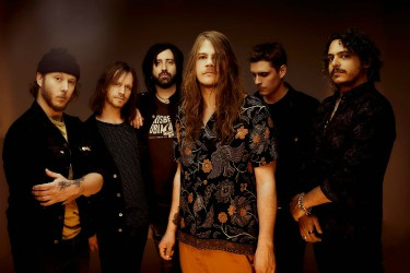The Glorious Sons Bandfoto 2019
