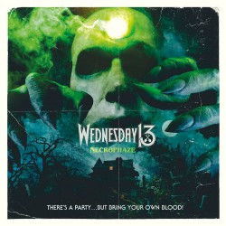 Wednesday_13_Necrophaze_Coverartwork