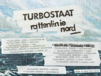 250 Turbostaat Tour Album