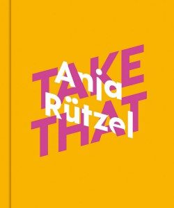 Anja Ruetzel - Take That Coverartwork