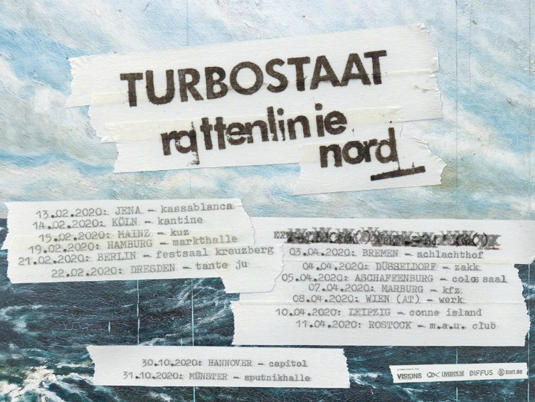 Turbostaat-Tour-Album Daten