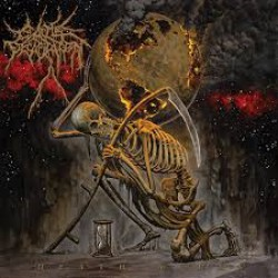 Cattle Decapitation Death Atlas Coverartwork