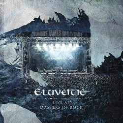 Eluveitie - Live at Masters of Rock Coverartwork
