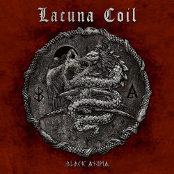 Lacuna Coil Black Anima Coverartwork