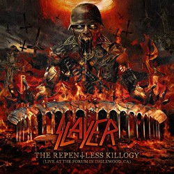 Slayer The Repentless Killogy(Live at the Forum Inglewood Coverartwork