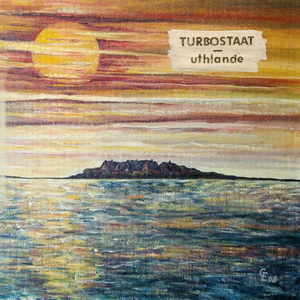 Turbostaat-Utlande Artwork