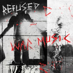 cover Refused - War Music