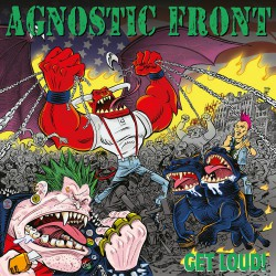 Agnostic Front Get Loud Artwork