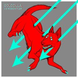 Goldzilla EP COVER - release 16 11 19