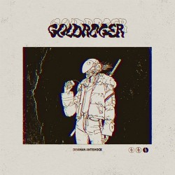 Goldroger - Discman Antishock Artwork