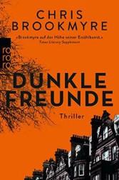 Chris Brookmyre - Dunkle Freunde Cover