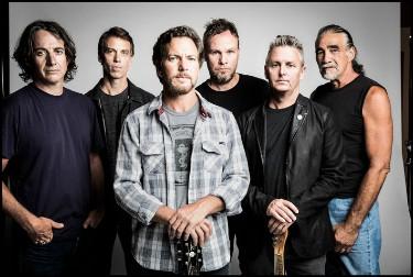 Pearl Jam Bandfoto