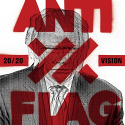 AntiFlag 2020 Artwork