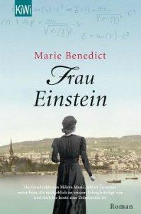 Frau Einstein Marie Benedict
