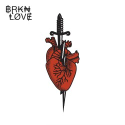 BRKN LOVE st Artwork