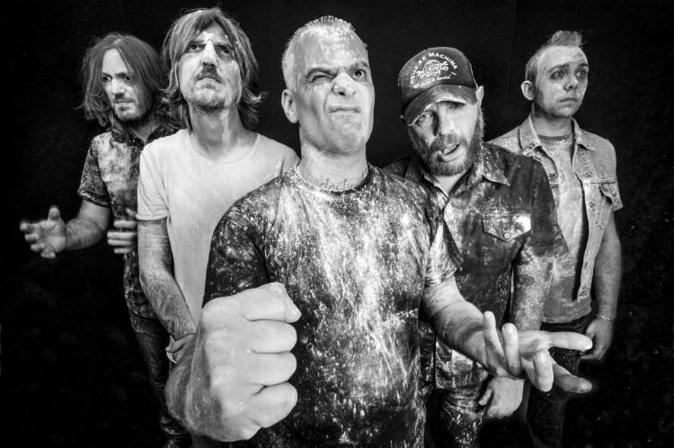 Deadyard Bandfoto 2020