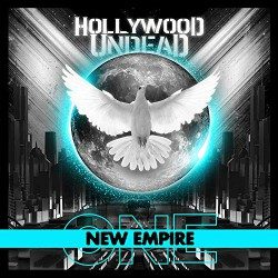 Hollywood Undead - New Empire Vol 1 Artwork