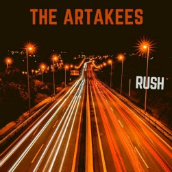 The Artakees The Rush Artwork