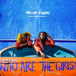 cover Nova Twins - Who Are The Girls
