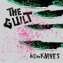 The Guilt New Knives Albumartwork