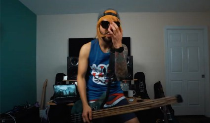August Burns Red NOFX Cover