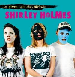 Shirley Holmes Die Krone der Erschoepfung Artwork