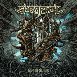 Shrapnel - Palace For The Insane Artwork