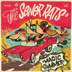The Sewer Rats Magic Summer Artwork