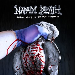 Napalm Death Throes of Joy in the Jaws of Defeatism Artwork 250
