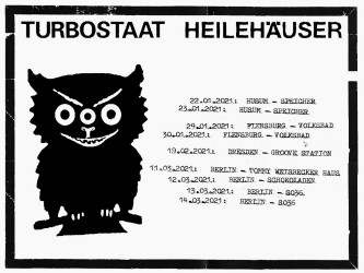 Turbostaat Heilehaeuser 2020