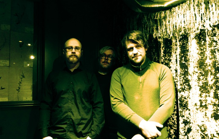 Statues Band 2020 Ossian Danielsson Öberg