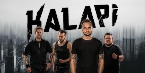 Kalapi Bandfoto 2020