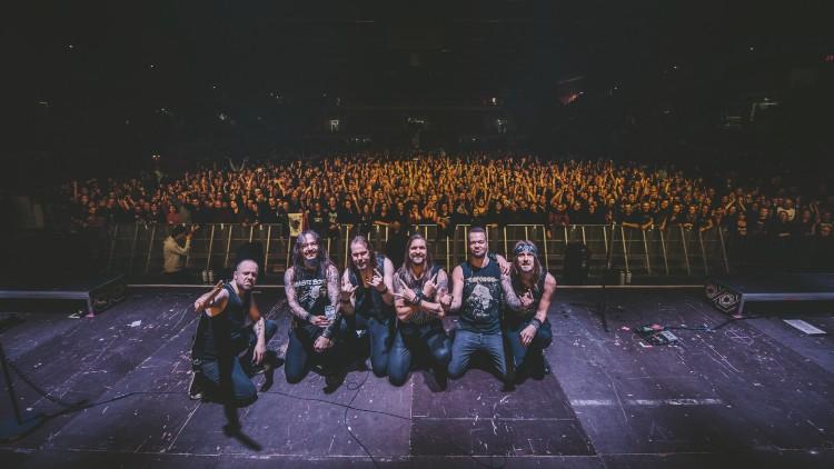 Amorphis live 2019