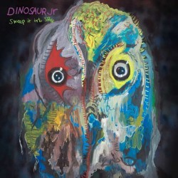 Dinosaur Jr Sweep It Into Space